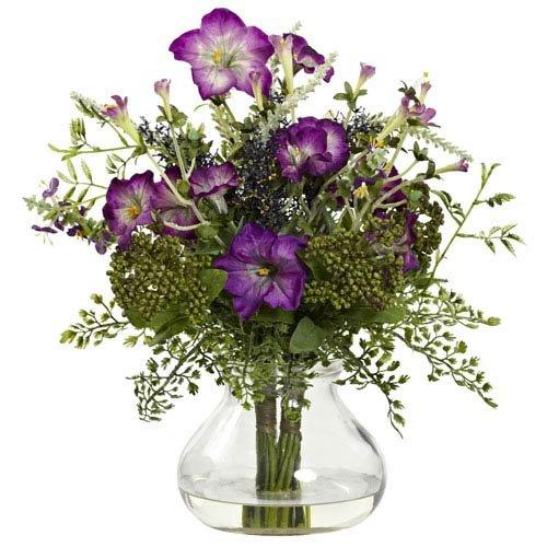 Home Accents Floral Vase - 7