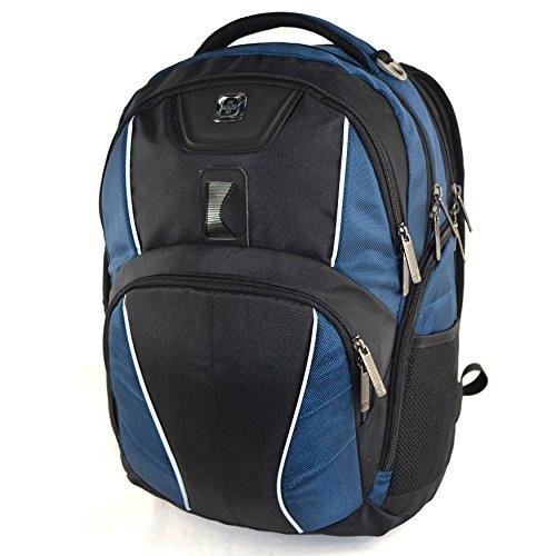 SwissDigital Hub 5K Series 15 inch Laptop Backpack - Hiking, Camping, Survival, Theme Parks, Adventure
