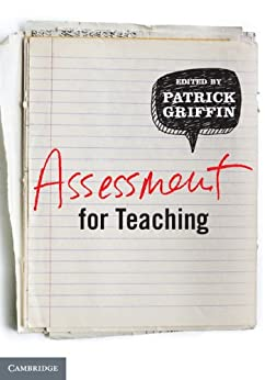 assessment for teaching griffin pdf
