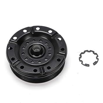 Amazon.com: Fit Toyota Yaris 2007-2012 1.5L AC Compressor Clutch Assembly Repair Kit: Automotive