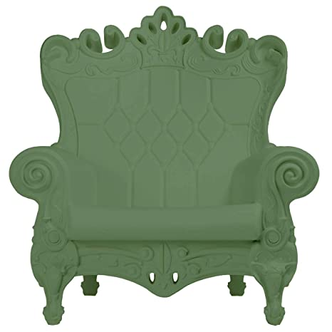Design of Love - Slide Design - Queen of Love Poltrona Verde Malva ...