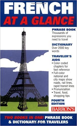 Book French At a Glance (At a Glance Foreign Language Phrasebooks) by Gail Stein (2003-08-01)