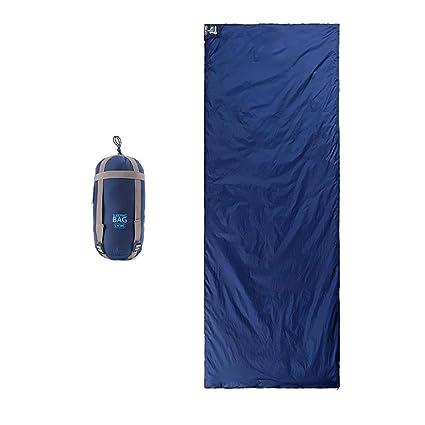 CXJC Saco De Dormir Forma De Sobre 3-4 Estaciones Nylo 190 * 75cm Impermeable