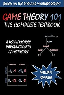 An introduction to game theory martin j osborne 8601406933187 game theory 101 the complete textbook fandeluxe Choice Image