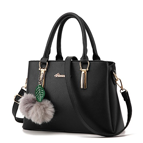 Small Top Zip Handbag - 6
