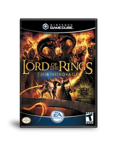 Lord of the Rings The Third Age - Gamecube (Renewed)