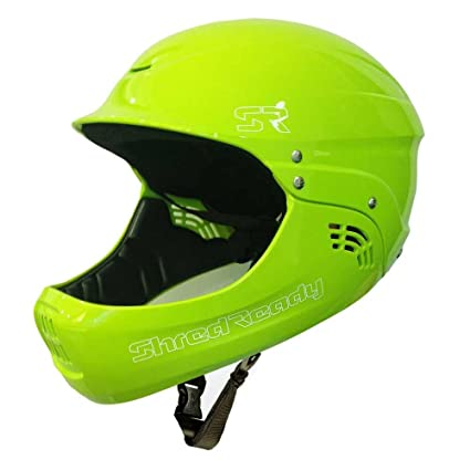 Megastore4 Shred Ready fullface wildwasser Casco Kayak Sup ...