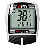 Cheap DREAM SPORT Cycle Computer Wired, Accurate Speedometer for Bike with Trip Distance and Timer, Waterproof Durable Bicycle Computer