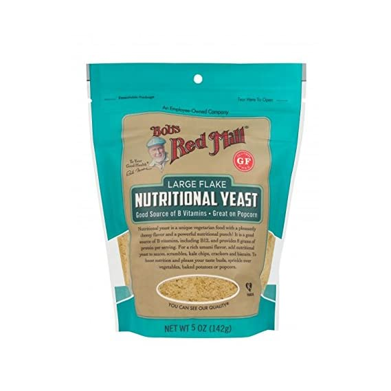 Bob's Red Mill Nutritional Yeast, 5 Oz (142 g)