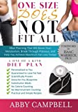 One Size Does Not Fit All Diet Plan, Abby Campbell, 1939015006