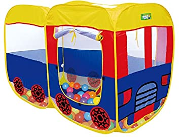Webby Childrenu0027s School Bus Play Tent - 100% Nylon Fabric  sc 1 st  Amazon India & Buy Webby Childrenu0027s School Bus Play Tent - 100% Nylon Fabric ...