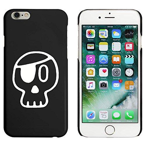 Noir 'Crâne Pirate' étui / housse pour iPhone 6 & 6s (MC00089548)