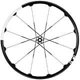 Crank Brothers Cobalt 3 Bike Wheel, Black/White, 29""