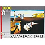 Editions Ricordi 0801N09569 - Persistencia DALI Negro LA DE LA Memorie 1000 rompecabezas pieza