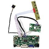 VSDISPLAY HDMI VGA DVI Audio LCD Driver Board For 11.6'' 13.3'' 14'' 15.6'' 1920x1080 N116HSE N133HSE B140HAN01.2 B156HAN01.2 30Pin edp LCD Screen