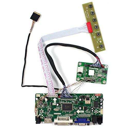 VSDISPLAY HDMI VGA DVI Audio LCD Driver Board For 11.6'' 13.3'' 14'' 15.6'' 1920x1080 N116HSE N133HSE B140HAN01.2 B156HAN01.2 30Pin edp LCD Screen by VSDISPLAY (Image #4)