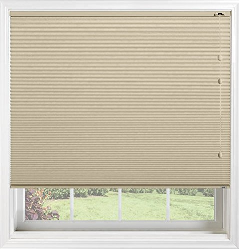 Bali Blinds Custom Blackout Cellular Shade with Cord Lift, 3/8