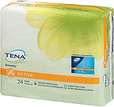 TENA Incontinence Pads for Women