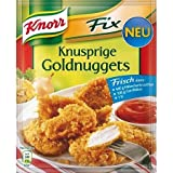 Knorr Fix Knusprige Goldnuggets (Crunchy Nuggets) - pack of 5