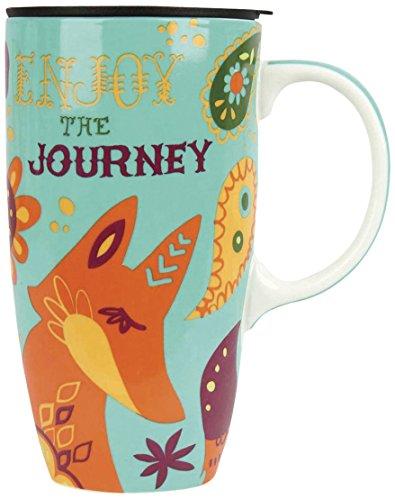 Karma Gifts Happy Trails Travel Mug, - 22 Travel Ounce Mug