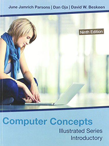 Computer Concepts: Illustrated Series Introductory