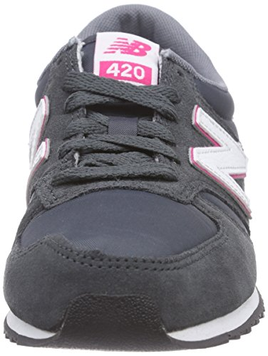New BalanceU420 D - Zapatillas Unisex adulto Gris - Grau (NNP GREY/PINK)