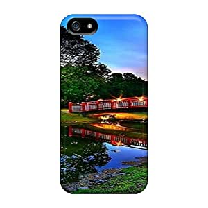 Hard Plastic Iphone 5/5s Cases Back Covers,hot Lake Cases At Perfect Customized