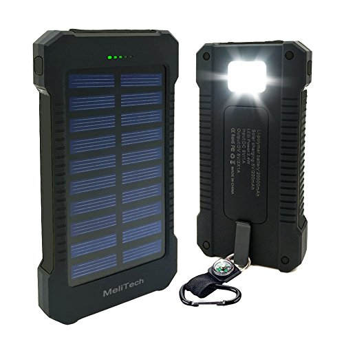 Solar Charger Bag - 1