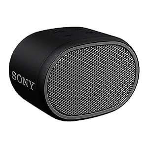 Sony SRSXB01B Wireless Audio Speakers, Black, (SRSXB01B)