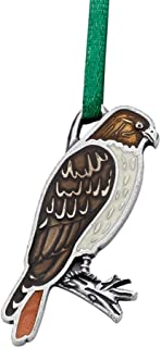 product image for DANFORTH - Red-Tailed Hawk Pewter Ornament - 1 15/16 Inches High - Handcrafted - Made in The USA