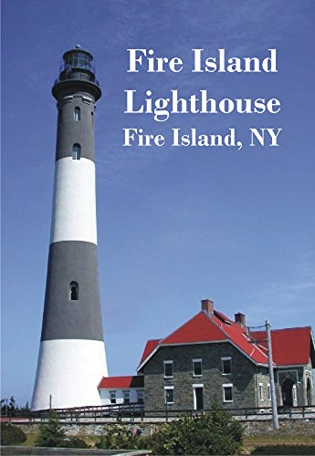 Fire Island Lighthouse, Fire Island, New York, NY, Souvenir Magnet 2 x 3 Photo Fridge Magnet