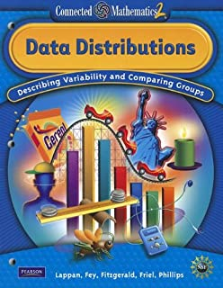 CONNECTED MATHEMATICS GRADE 7 STUDENT EDITION DATA DISTRIBUTIONS