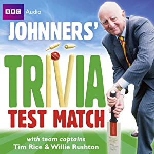 Brian Johnston: Johnners' Trivia Test Match Radio/TV Program