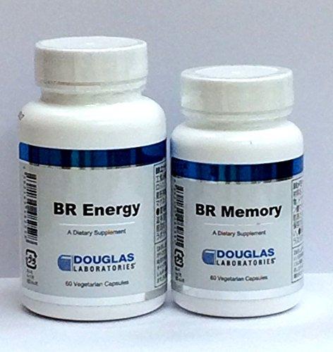 ダグラスラボラトリーズ BR B0159IDY0A エナジー&BR BR メモリー エナジー&BR 脳に効くサプリメント二本セット ギフト等におすすめ B0159IDY0A, AKD通販Priceless:534ae810 --- dakuwebsite.xyz