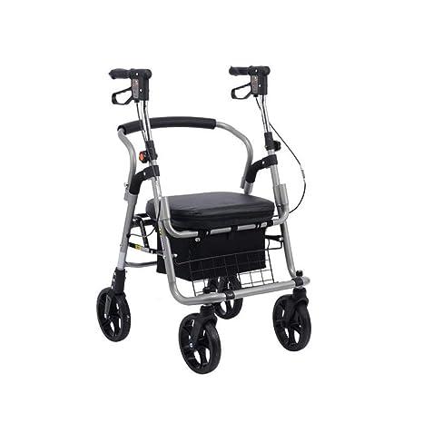 Olydmsky Carrito de Compras para Ancianos, Carrito para Ancianos, Carrito de Compras, Scooter