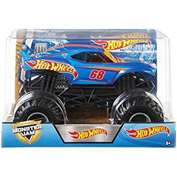 Hotwheels & Other Monster Jam Truck Toy Cars Other Vehicles Diecast & Vehicles
