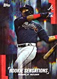 #8: 2018 Topps On Demand Rookie Sensations Baseball #29 Ronald Acuna Rookie Card - Only 1,700 made!