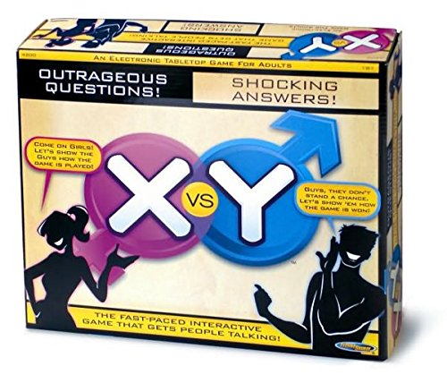 Techno Source X vs. Y Electronic Board Game ()