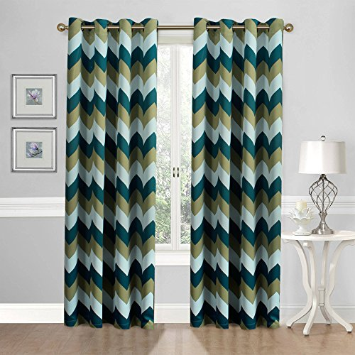 Modern Bedroom Curtains: Amazon.com