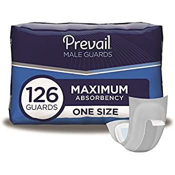Amazon Com Prevail Maximum Absorbency Incontinence Male