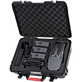 Smatree Mavic Pro Waterproof Carrying Case for Mavic Platinum/DJI Mavic Pro Mavic Fly More Combo