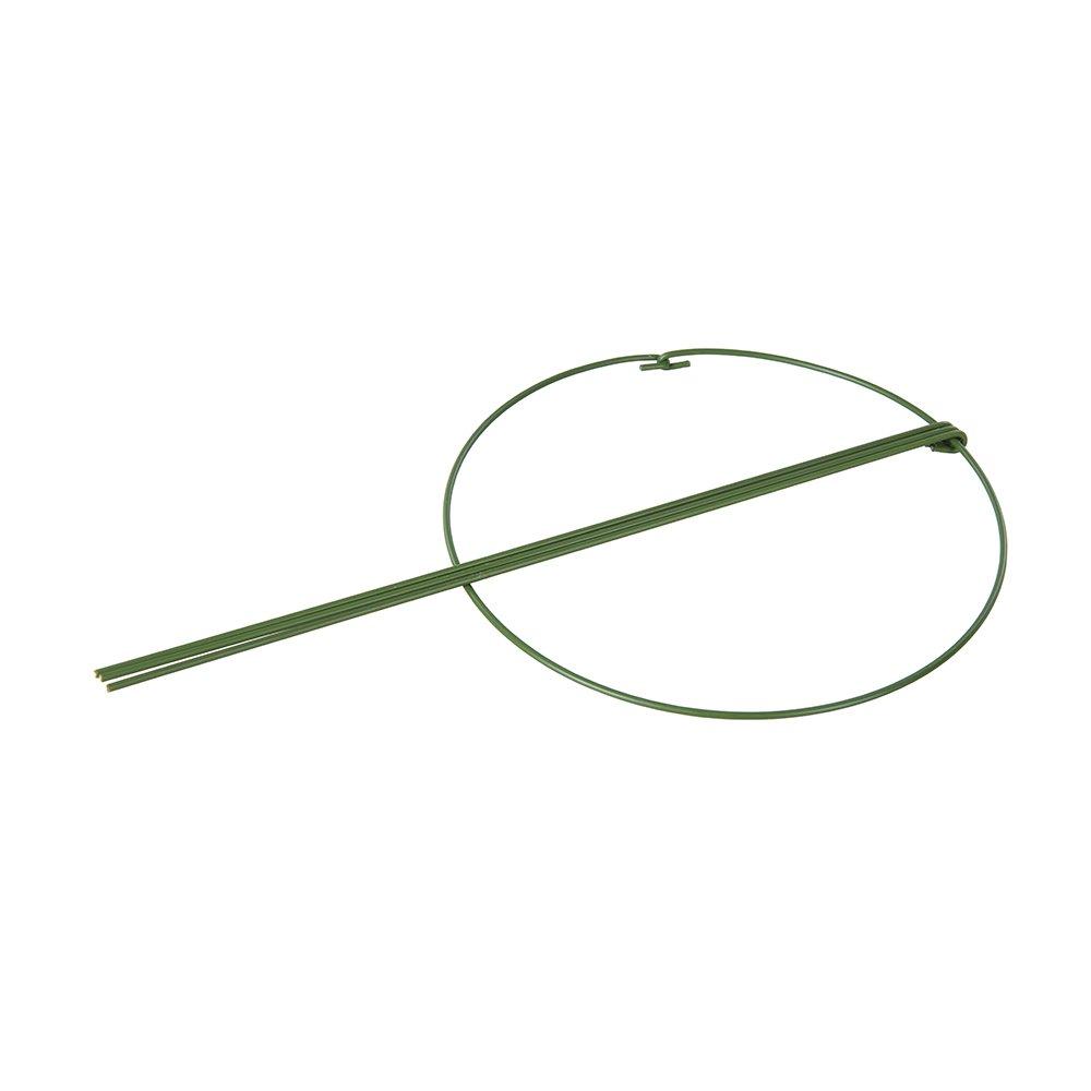 1324715-Silverline-Tools-anello-di-supporto-per-piante-verde-855418 miniatura 3