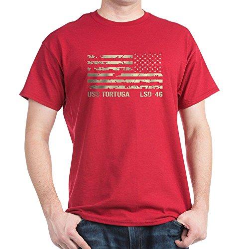 Uss Tortuga - CafePress USS Tortuga - 100% Cotton T-Shirt