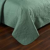 HollyHOME Super Soft Solid Single Bed Quilt