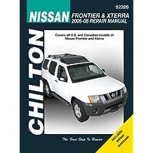 Nissan Frontier & Xterra: 2005 through 2008 (Chilton's Total Car Care)