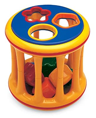 Tolo Toys Rolling Shape Sorter from Small World Toys
