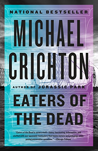 Book cover for Eaters of the Dead