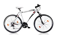Tretwerk Arch 1.0 28 Zoll Crossbike Weiß (2015), 56