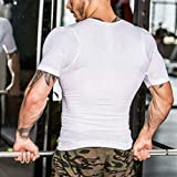 Men's Athletic Compression Under Base Layer Sport