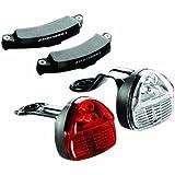 Reelight SL120 Flashing Compact Bicycle Headlight and Tail Light Set